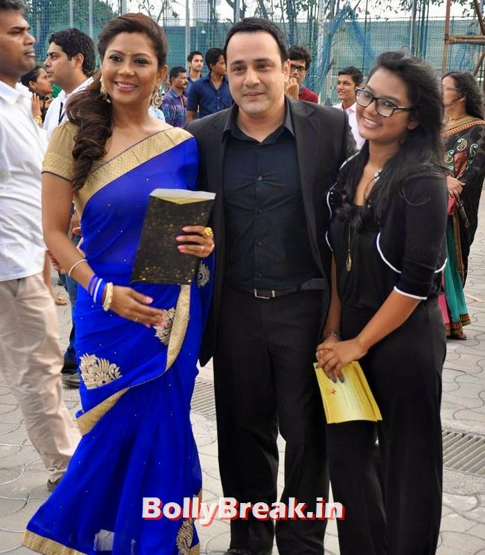 Manini Mishra, Mihir Mishra, Dianoor, Star Parivaar Awards 2014 Red Carpet Photo Gallery
