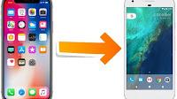 Trasferire Rubrica, Foto e App da iPhone a Android sul nuovo smartphone