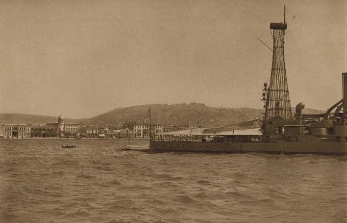 Περίπατος στην Σμύρνη το έτος 1919
