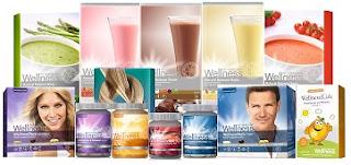 Produkty wellness oriflame