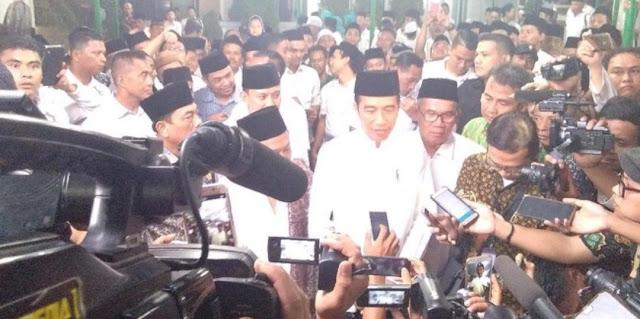 Hari Santri 2018, Jokowi Akan Beri Perhatian Terhadap Pondok Pesantren
