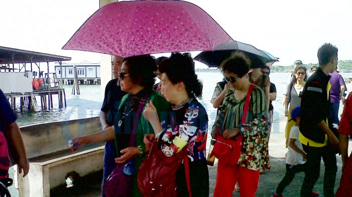 Tiga Bulan Terakhir, 780 Orang dari China Masuk Batam yang Keluar Cuma 320 Turis%2Bchina%2Bbatam