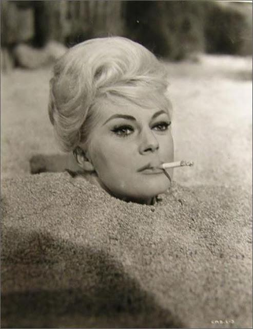 vintage snapshots of summer fun on the beach vintage