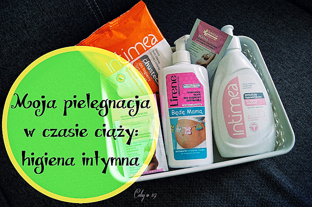 Kosmetyki do pielęgnacji intymnej - zdjęcie stosowanych przeze mnie
