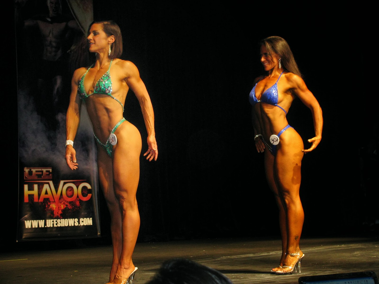 Havoc east coast bikini contest photos