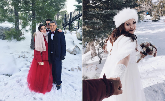 WOW! Albert Martinez Attends His Daughter's Unique Winter Wedding. LOOK HERE!