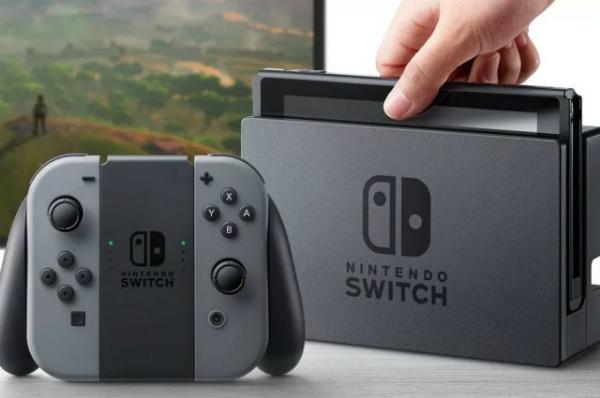نينتندو تكشف رسميا عن منصتها Switch