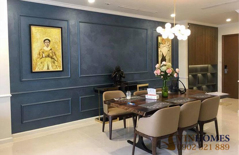 Căn hộ Vinhomes Landmark 2 bán 3PN tầng 25 nội thất cực đẹp - hinh 2