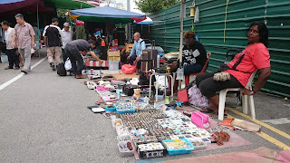 Thieves Market Larut Road Singapore