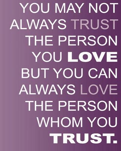 20+ Best Trust Quotes