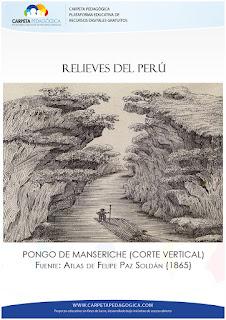 Pongo de Manseriche (Corte Vertical)