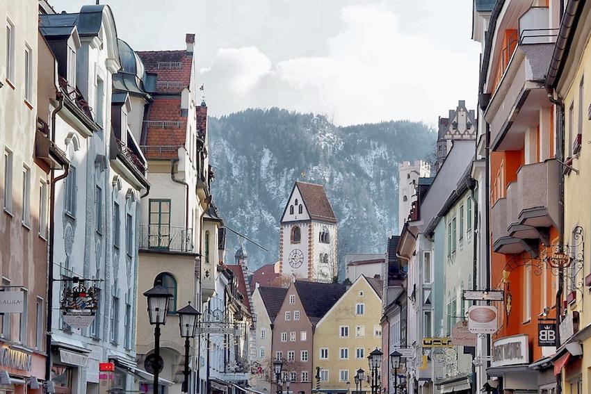 Altstadt zu Füssen