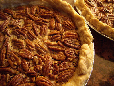pecan-pie-dessert-White Spray Paint