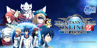 Phantasy Star Online 2 The Animation 1-12 END Batch Subtitle Indonesia