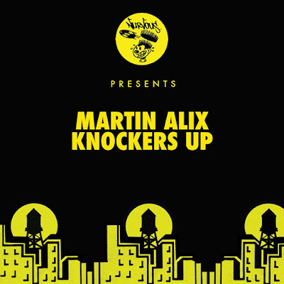"Martin Alix Unveils New Single ""Knockers Up"""