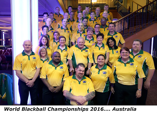 World Blackball Championships 2016 Australia