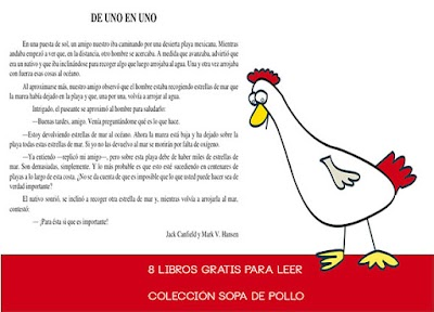 Sopa de pollo de Jack Canfield 8 libros en pdf