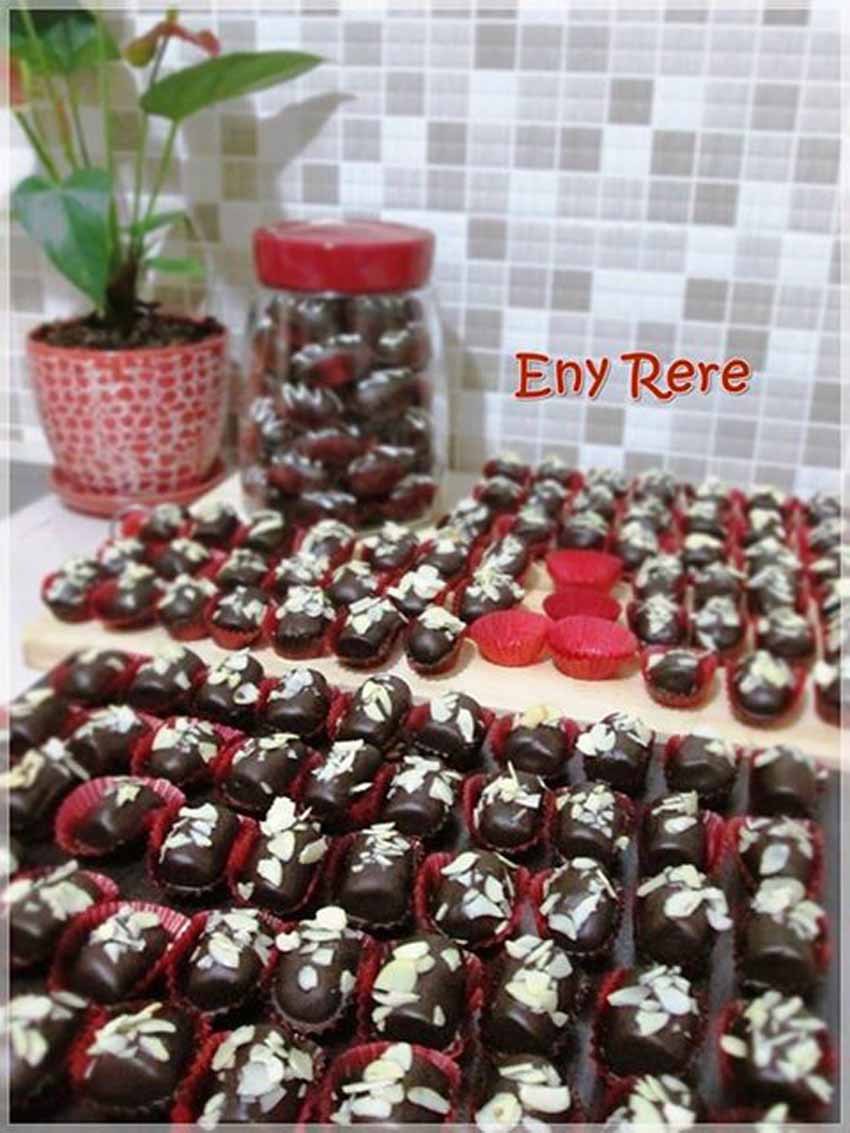 Resep Membuat Kue Kering Almond London