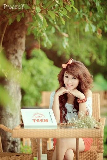 Album ảnh đẹp girl xinh Việt Nam - Ảnh 11