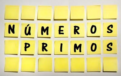 Números primos - O que são números primos? - Definição