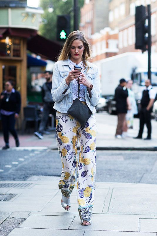 Popular #Spring Fashion Trends on #Pinterest