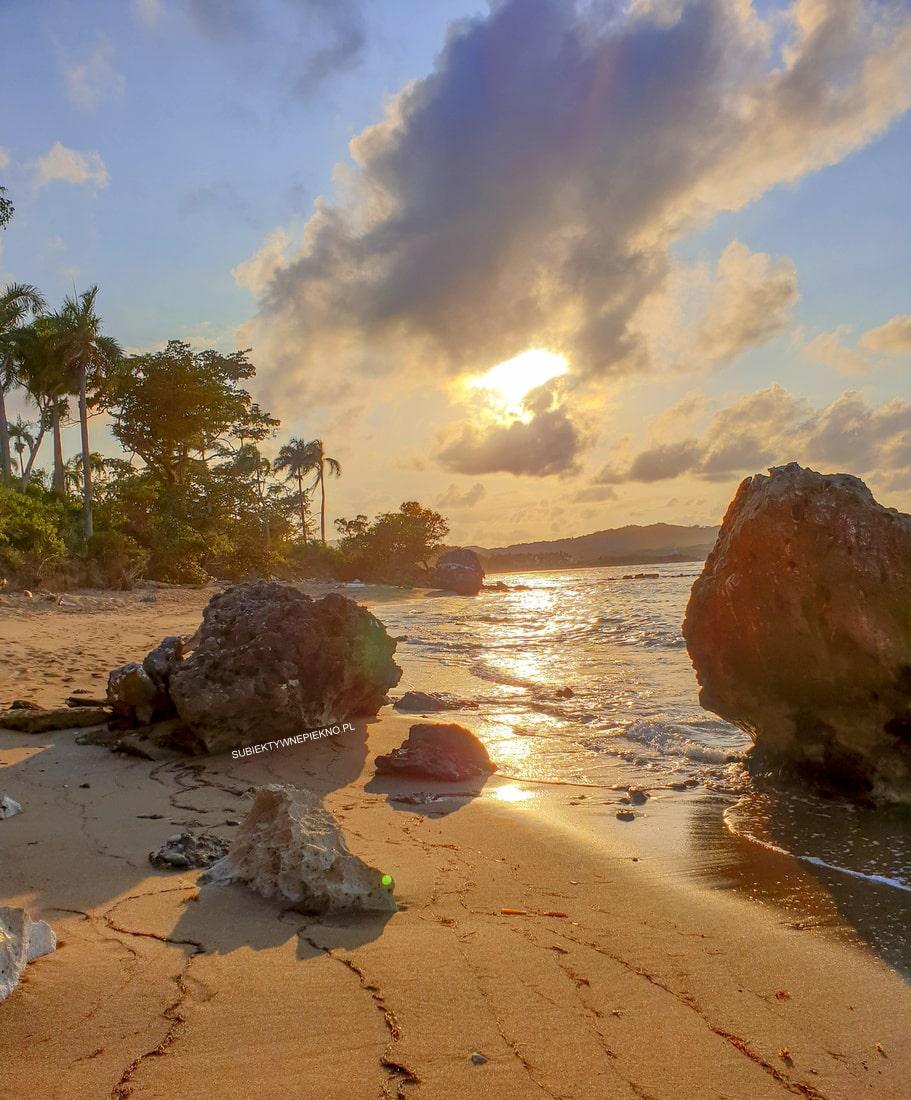 Dominikana Puerto Plata plaże, natura, góry