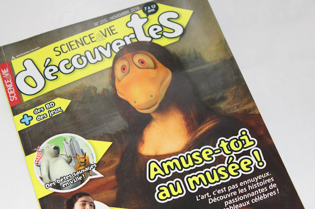 SCIENCE & VIE DECOUVERTE