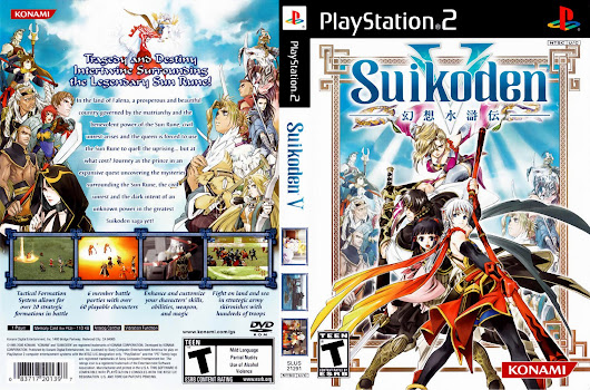 Roy Andika: Suikoden V: Cheat & Guide
