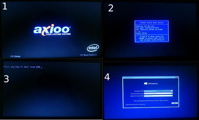 Cara Membuat Bootable Flashdisk Windows10