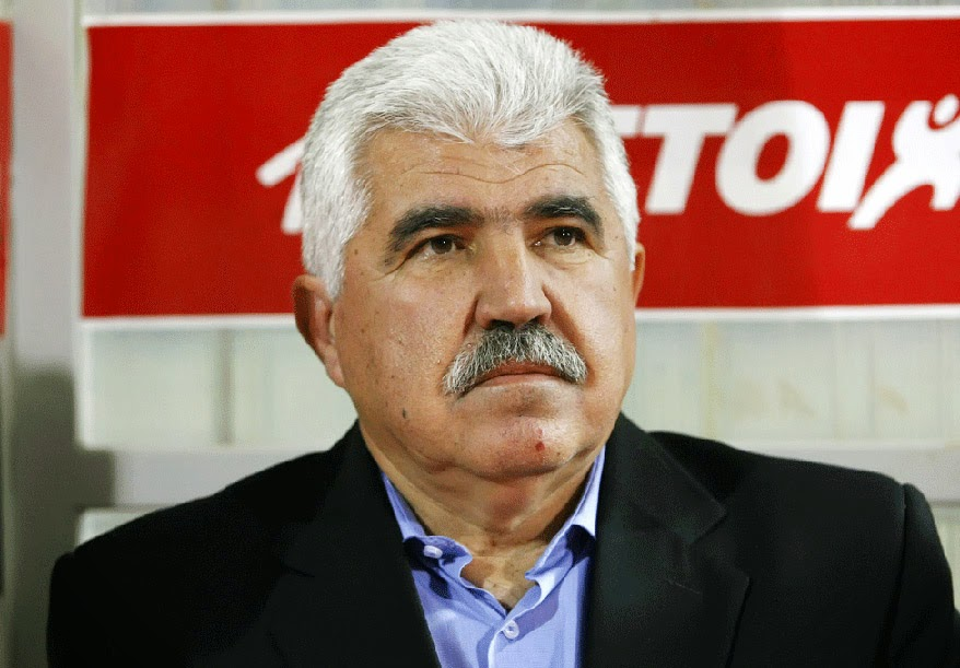 Οι δηλώσεις του προπονητή του Πλατανιά, Γιώργου Παράσχου, για την ισοπαλία με τον ΠΑΣ Γιάννινα