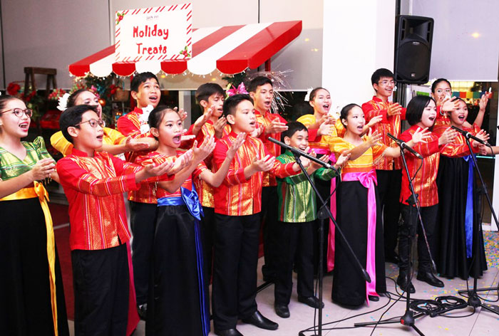 Voices of the South Children's Choir