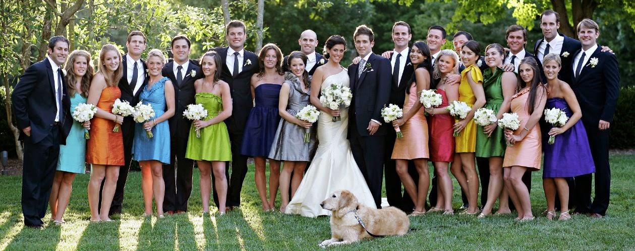 St Louis Wedding Liaison Blog Bridesmaids