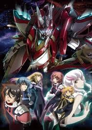 rekomendasi anime anime bertema astronot space