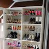 The application for a closet shoe organizer, Shoe Storage, Shoe Organizers & Shoe Storage Ideas