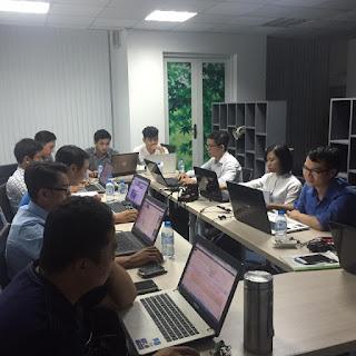 Hình ảnh khóa học Digital Marketing Faceseo tại quận 2