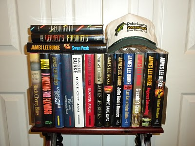 Book Chase Author Bibliography Number 1 James Lee Burke