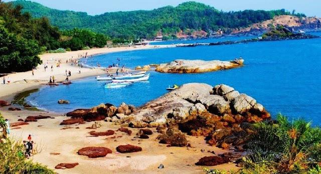 Gokarna, Karnataka beach