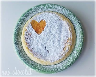 Pastel de queso japonés  ( 3 Ingredientes ) postre fácil