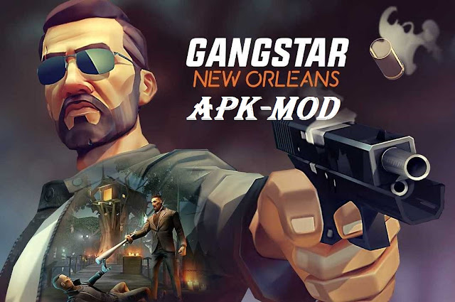 Download Gangstar New Orleans Mod Apk Data Game