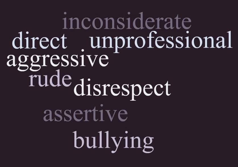 Nurse bullying, incivility, disrespect, inconsiderate, horizontal violence, vertical violence