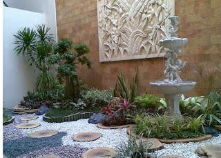 tukang taman surabaya, desain taman surabaya, jasa taman, taman kering