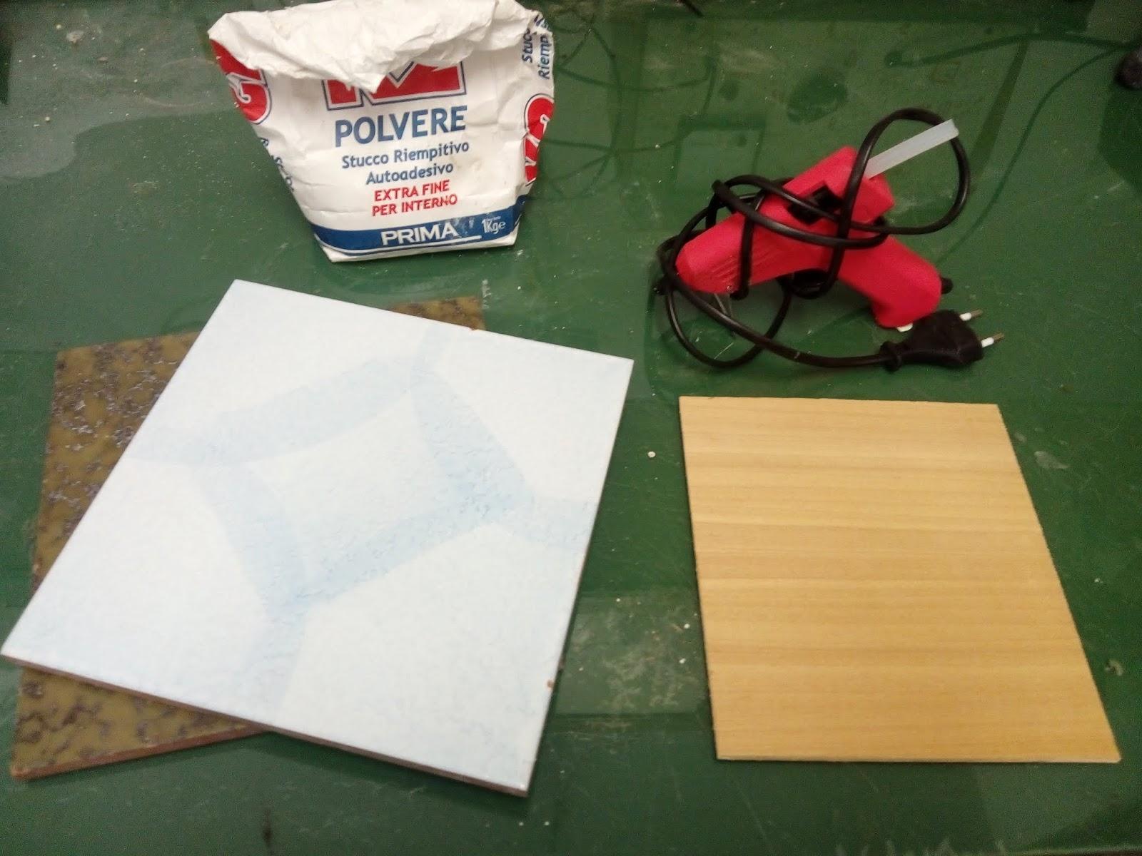 Come Costruire Un Mosaico ac tutorial: come fare un mosaico con mattonelle