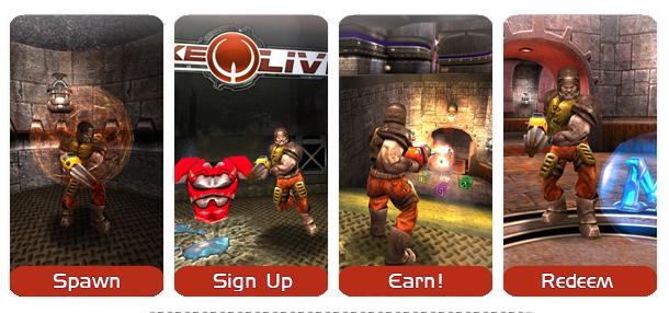 Quake Live Pro: How To Get Free Quake Live Pro Membership ?