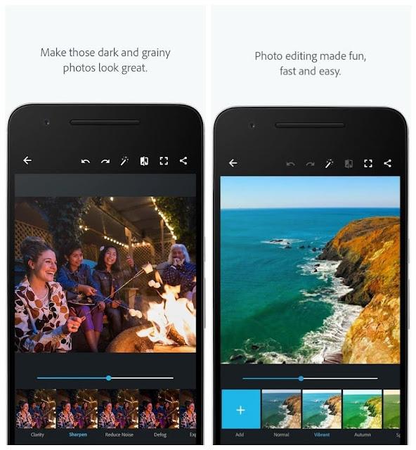 Adobr photoshop express premium apk free download