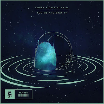 Koven & Crystal Skies Unite for 'You Me And Gravity'