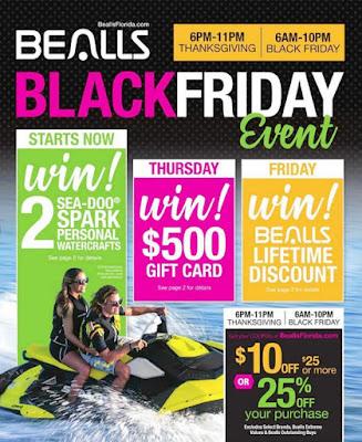 Bealls Florida Black Friday Ad