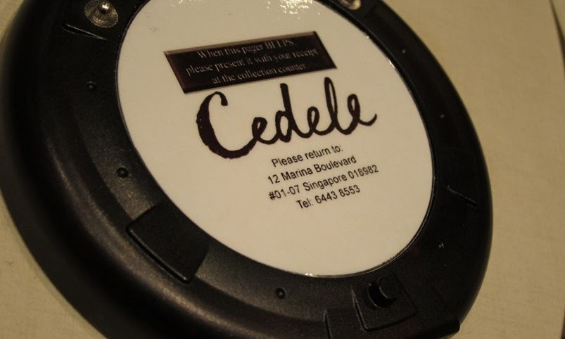 Cedele Bakery Cafe: Healthy Eating, Delicious Eating