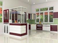 Tủ bếp Acrylic HP06
