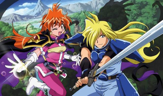 Slayers - Top Anime Like Konosuba (Kono Subarashii Sekai Ni Shukufuku Wo)