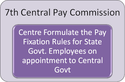 centre-formulate-the-pay-fixation-rules-7th-cpc